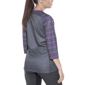 IXS Vibe 6.2 BC 3/4 Jersey Women graphite/purple